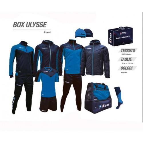 ZEUS BOX ULYSSE