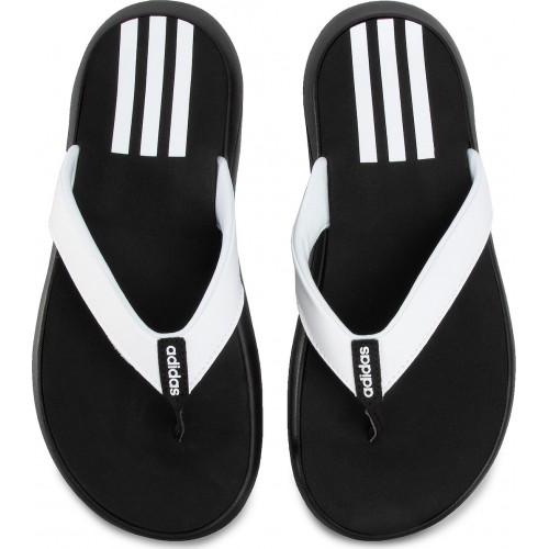 Adidas Comfort  Core Black Cloud White