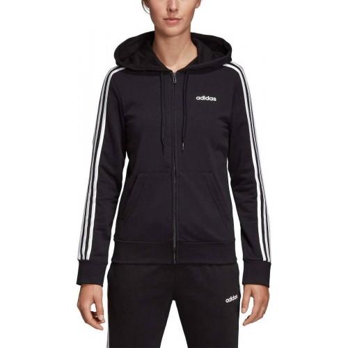 Adidas Essentials 3 Stripe Full Zip