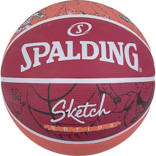 Spalding Sketch Dribble