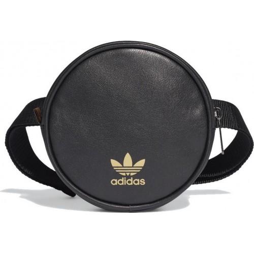 Adidas Originals Round Waist Bag Black