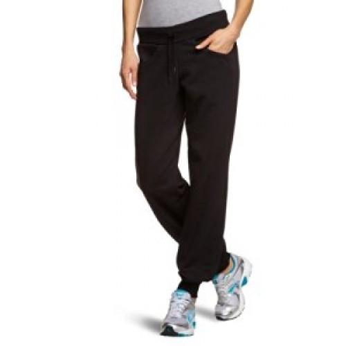 Puma Sweat Pants, closed, Fleece Μαύρο