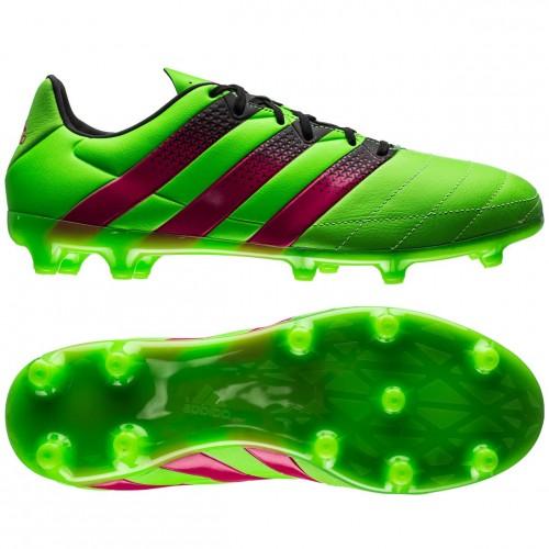 Adidas Ace 16.3 FG/AG Leather 10