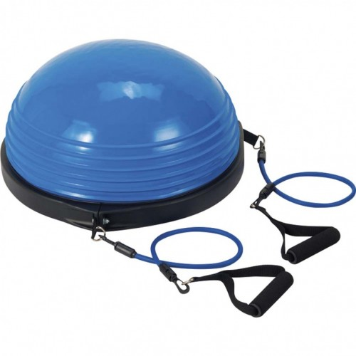 Μπάλα ισορροπίας Body Dome με λάστιχα AMILA