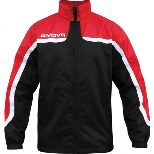 3870c9d5120 Givova Rain Asia Black/Red